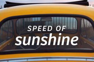 Fiat 500 Accelerates to the Speed of Sunshine