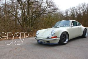 Kaege Retro Porsche 911: Much More Than A Restomod