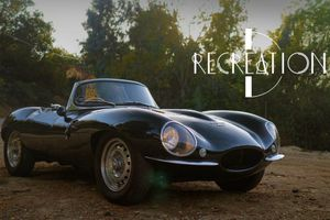 Jaguar XKSS: A Re-creation Built For Recreation