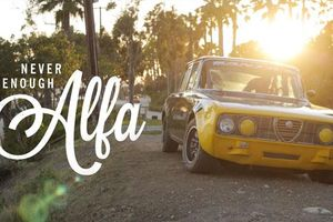 Never Enough Alfa