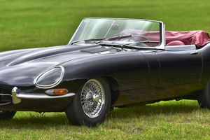 1964 Jaguar E-Type 'Series 1' 3.8-Litre Roadster