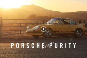 Porsche 2.7 RS and the Pursuit of Purity