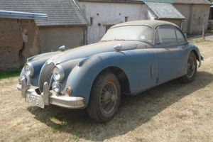 1959 Jaguar XK150 'S' 3.4-Litre Coupé Project