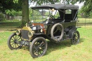 1914 Ford Model A
