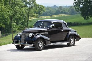 1939 Chevrolet Master Deluxe Six Coupé