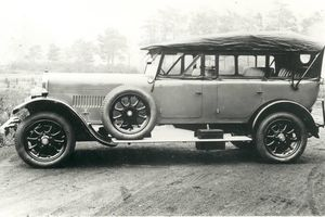1927 Star Vela 20/60hp Tourer to 24/70hp Specification