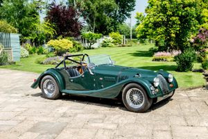 1959 Morgan Plus 4 2.1-Litre Competition Roadster