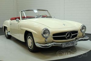 Mercedes-Benz 190SL 1955 sieges Gullwing