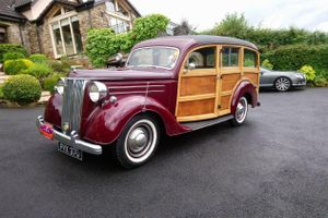 1950 Ford V8 Pilot 'Woodie' Estate Car