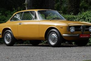 1969 Alfa Romeo GT Junior
