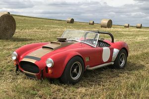 1970 AC Cobra  - SRV8 Supercharged 385 hp. RHD. Only for bad boys