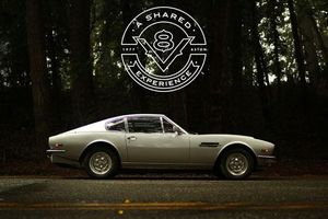 This Aston Martin V8 Is a Shared Experience for Father and Son