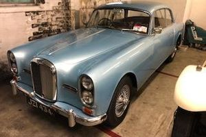 1965 Alvis TE21 Sports Saloon