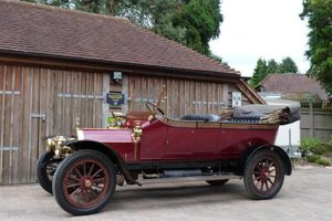 1910 Star 15hp Tourer