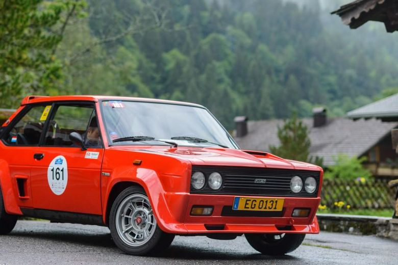 What It's Like To Drive The Silvretta Classic, The Alpine Car Rally Of My Dreams