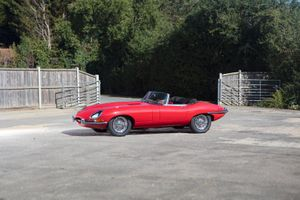 1962 Jaguar E-Type 'Series 1' 3.8-Litre Roadster