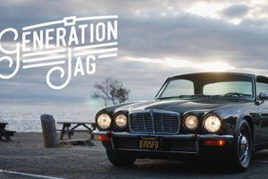 1975 Jaguar XJ6C: Pillar-less Perfection