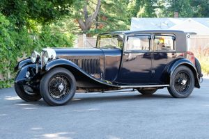 1931 Bentley 8 Liter 'Silent Bloc' Saloon