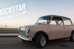 A Mini Gives You Instant Rockstar Status