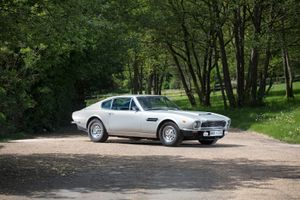 1972 Aston Martin V8 Series 2 Sports Saloon