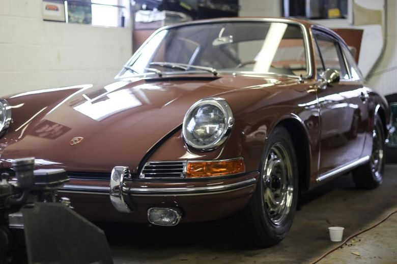 Priceless Porsches, Mid-Century Memories, And A Humble Workshop In New Jersey