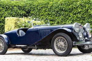 1939 Alvis Speed Twenty Five