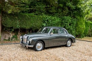 1956 MG Magnette Sports Saloon