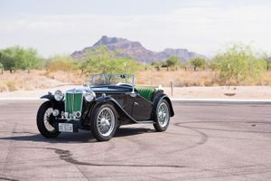 1949 MG TC Midget
