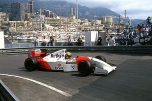 Senna's 1993 McLaren sells for €4.2m in Monaco