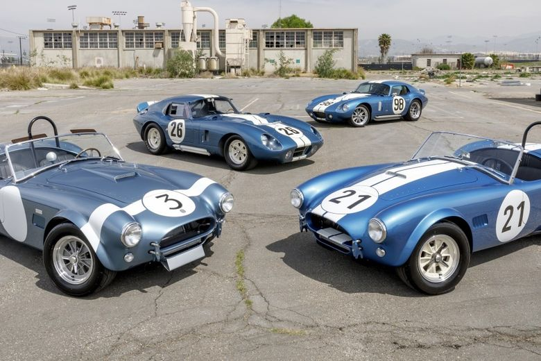 Shelby Legendary Cars To Salute A Motoring Legend At Lyon Air Museum In California