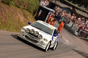 Shelsley Walsh Speed Hill Climb to host Octane concours in 2018