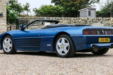 Silverstone Auctions' September Sale is a velvet goldmine