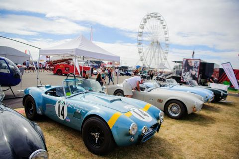 Silverstone Classic Set For Its Biggest Ever Turnout Of Car Clubs and Classic Cars