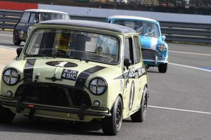 Silverstone Classic Will Now Feature Mini 60th Birthday Parade, Displays And Race