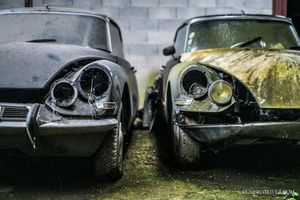 SM2A in France has saved hundreds of old Citroëns from the scrapheap