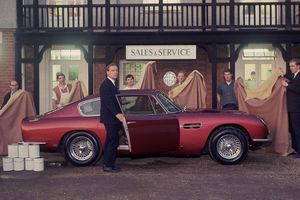 Snapshot, 1967: Configuring your Aston Martin, the old-fashioned way