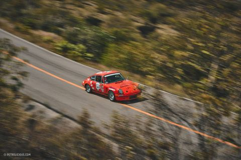Sports And Race Cars Carve Up Mexico In La Carrera Panamericana