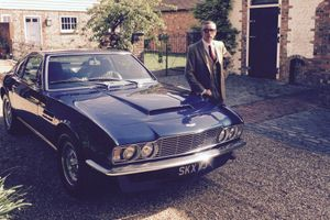 Steve Coogan's Aston Martin DBS V8 Once Did 160mph On The M4. Now He's Preparing To Sell It