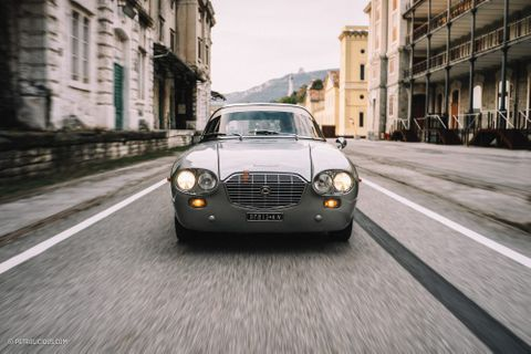 Still Rare, Still Different: The Lancia Flavia Sport Is A Zagato Oddball