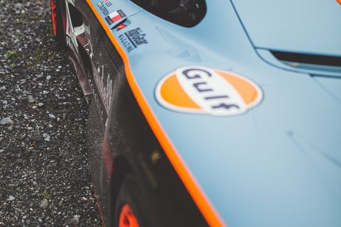 Storming the Swiss Alps with a McLaren F1 GTR 'Longtail'