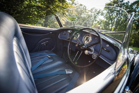Stunning Alfa 2.9 is for sale at auction for the first time this century