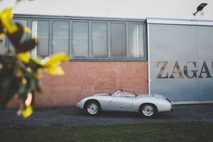 Thank heavens Zagato revived the missing Porsche Carrera Speedster