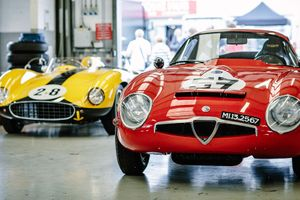 The 2017 Silverstone Classic is set to be a golden event