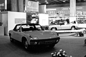 The 914 Turns 50 This Year And The Porsche Museum Is Getting Ready To Honor Its First Mid-Engined Sports Car