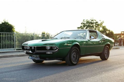 The Alfa Romeo Montreal Is A Milanese Maple Leaf