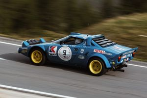 The Bernina GT Brings Classic Hillclimb Racing To The Peaks Of The Swiss Alps