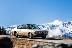 The BMW Garmisch returns as a tribute to Marcello Gandini