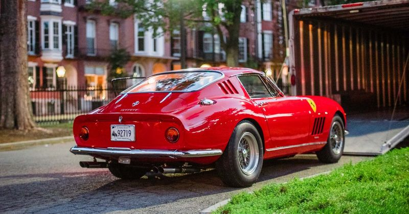 The Boston Cup Puts A Car Show In America's Oldest Public Park