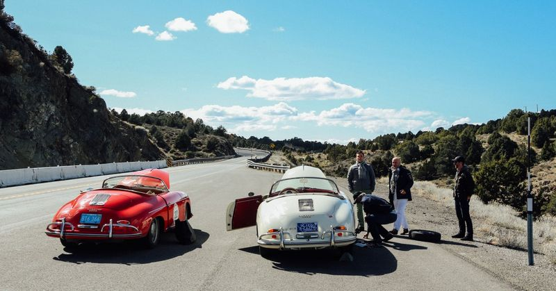 The California Mille: Four Days Of Vintage Bliss On The West Coast's Ultimate Road Rally