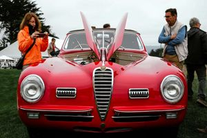 The Concorso Italiano Was More Like An Art Gallery Than A Car Show